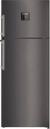 Liebherr 472 L Frost Free Double Door Top Mount 2 Star Refrigerator