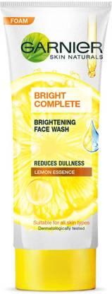 GARNIER Bright Complete VITAMIN C Facewash, 100g Face Wash