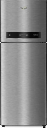Whirlpool 265 L Frost Free Double Door 2 Star Convertible Refrigerator