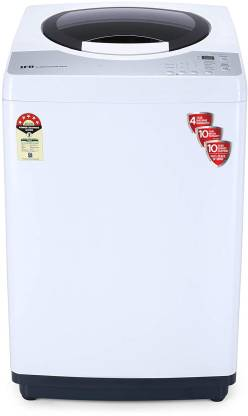 IFB 6.5 kg 5 Star inbuilt heater, 3D Wash Technology, Triadic Pulsator Fully Automatic Top Load with In-built Heater White