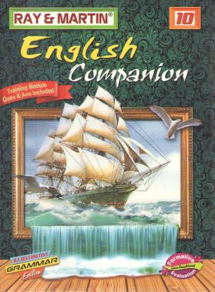 Ray & Martin English Companion Class -X