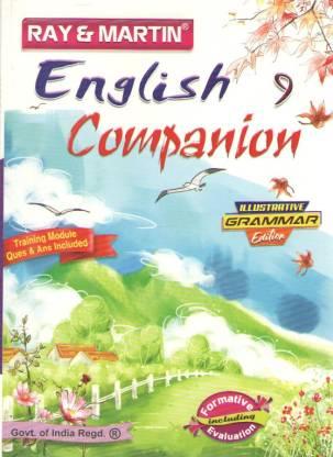 Ray & Martin English Companion Class-Ix