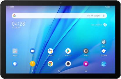 TCL Tab 10s 3 GB RAM 32 GB ROM 10.1 inches with Wi-Fi Only Tablet (Grey)