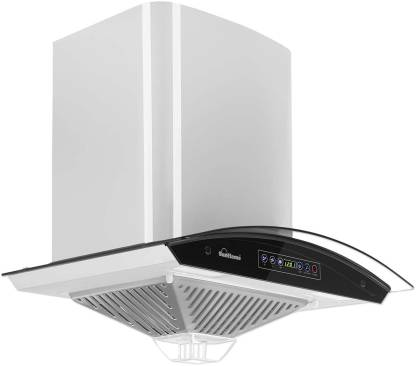 SUNFLAME Regal 60 cm Auto Clean Wall Mounted Chimney