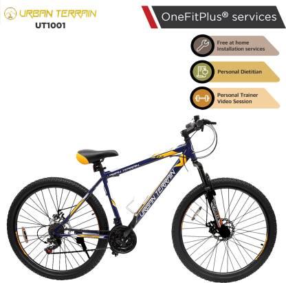 Urban Terrain UT1001 MTB 27.5 T Mountain Cycle