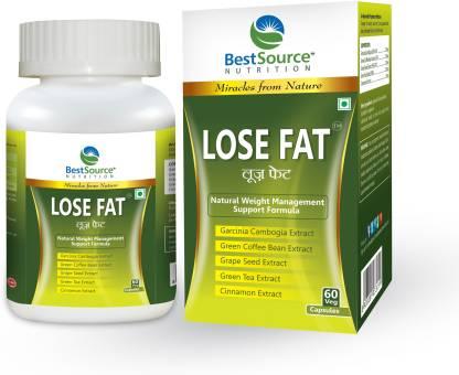 BestSource Nutrition Lose Fat™ Veg Caps