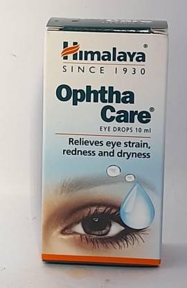 HIMALAYA ophtha care eye drop 10ml (PACK OF 5)