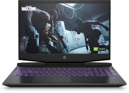 HP Pavilion 15-DK2100TX Gaming Laptop (11th Gen Core i5/ 8GB/ 1TB 256GB SSD/ Win10 Home/ 4GB Graph)