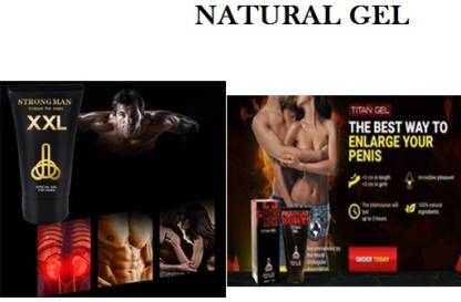 The views Strong Man Titan Gel For Special Pe*nis Growth Gel Cream