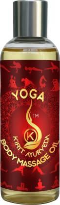 Kirit Ayurveda Yoga Massage Oil