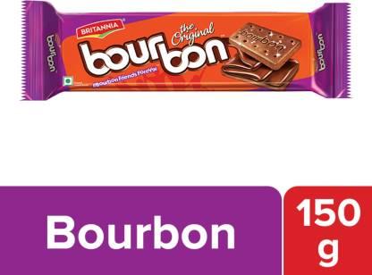 BRITANNIA Bourbon Biscuits Cream Sandwich