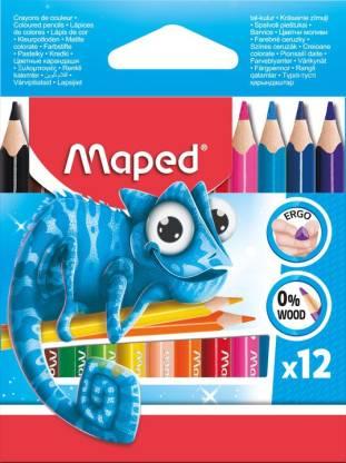 Maped PULSE Traingular Shaped Color Pencils