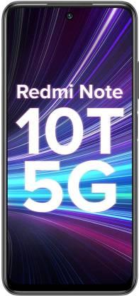 REDMI Note 10T 5G (Graphite Black, 64 GB)