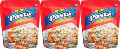 Peppy Tomato Zing Pasta