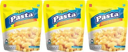 Peppy Cheesy Pasta