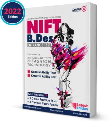 Nift Exam Full Package