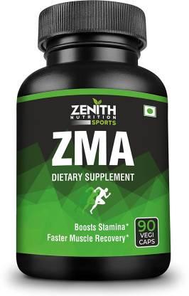 Zenith Nutrition ZMA - 90 Nos