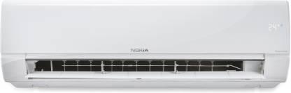 Nokia 4 in 1 Convertible Cooling 1 Ton 3 Star Split Inverter AC  - White