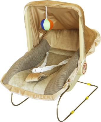 evohome 12 in 1 Premium Carry Cot Cum Bouncer Feeding Chair, Baby Carrier, Baby Chair, Rocker, Baby Bath Tub, Carrying, Bouncer, Storage Box & Baby Swing with Mosquito Net Storage Boxes Feeding Swing Rocker and Bouncer
