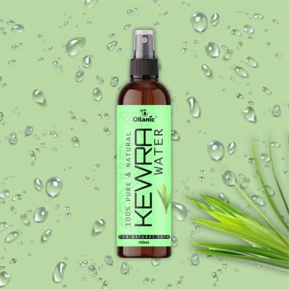 Oilanic Premium Kewra Water For Men & Women (100 ml) Men & Women