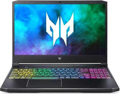 acer Predator Helios 300 Core i7 11th Gen - (16 GB/1 TB HDD/512 GB SSD/Windows 10 Home/6 GB Graphics/NVIDIA GeForce RTX 3060/165 Hz) PH315-54 Gaming Laptop(15.6 inch, Abyssal Black, 2.3 kg)