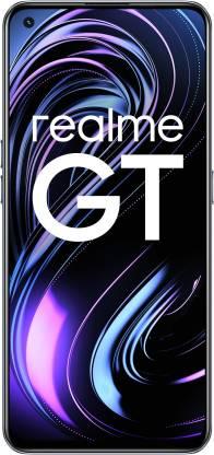 realme GT 5G (Dashing Silver, 128 GB)