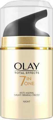 OLAY Total Effects 7 in One Anti-ageing Night firming Cream