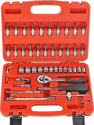 ISC DPM Combination 46 Pcs Set Socket Set