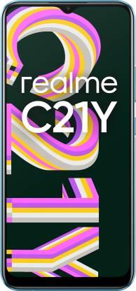 realme C21Y (Cross Blue, 64 GB)