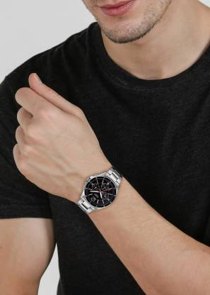 Casio A832 Enticer Men's ( MTP-1374D-1AVDF ) Analog Watch - For Men