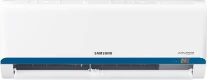SAMSUNG 1 Ton 3 Star Split Inverter AC  - White, Blue1