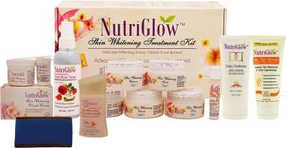 NutriGlow Skin Whitening Treatment Facial Combo