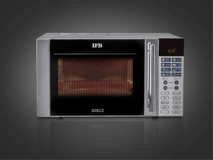 IFB 20 L Metallic silver Convection Microwave Oven