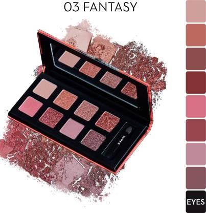SUGAR Cosmetics Blend The Rules Eyeshadow Palette 10.4 g