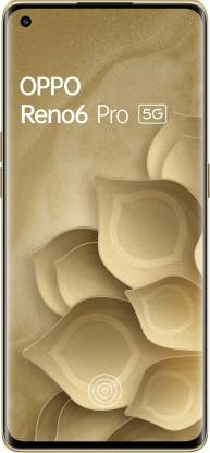 OPPO Reno6 Pro 5G (Majestic Gold, 256 GB)