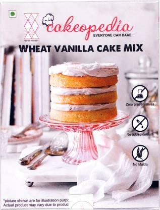 cakeopedia wheat vanilla Self Rising Flour Powder