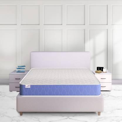 SleepX Ortho Cool Gel 8 inch Single Memory Foam Mattress