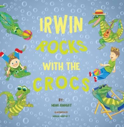 Irwin Rocks with the Crocs