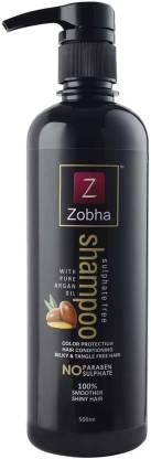 Zobha SULFATE FREE SHAMPOO