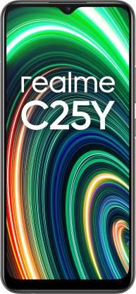 realme C25Y (Metal Grey, 128 GB)