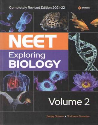 Arihant Neet Exploring Biology Vol-2(Revised Edition 2021-22)