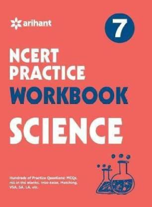 Ncert Practice Workbook Science 7 - Class 7
