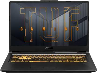ASUS ASUS TUF Gaming Ryzen 7 Octa Core 4800H - (16 GB/512 GB SSD/Windows 10 Home/4 GB Graphics/NVIDIA GeForce RTX 3050/144 Hz) FA766IC-HX005T Gaming Laptop