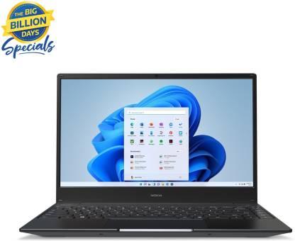 Nokia PureBook S14 Core i5 11th Gen – (8 GB/512 GB SSD/Windows 11 Home) NKi511TL85S Thin and Light Laptop(14.1 inch, Black, 1.4 KG)