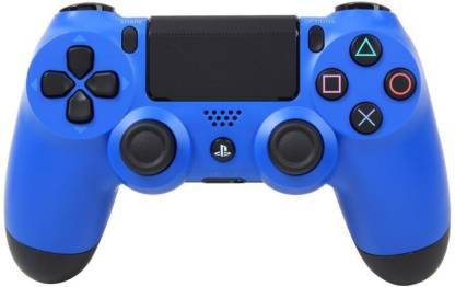 MILLOR PlayStation 4 Remote Blue, Generic Compatible with Sony Ps4 Remote Controller