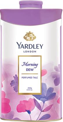 Yardley London Morning Dew Perfumed Talc