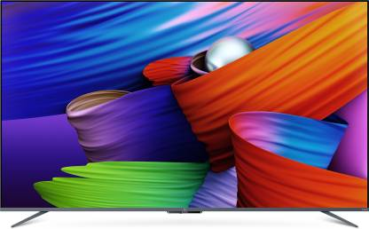 OnePlus U1S 164 cm (65 inch) Ultra HD (4K) LED Smart Android TV