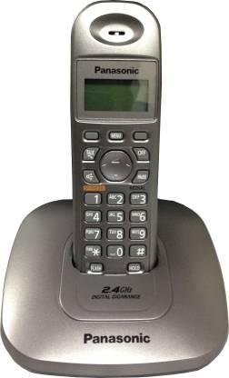 Panasonic KX-TG3611SXM Cordless Landline Phone