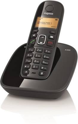 Gigaset A490 Cordless Landline Phone
