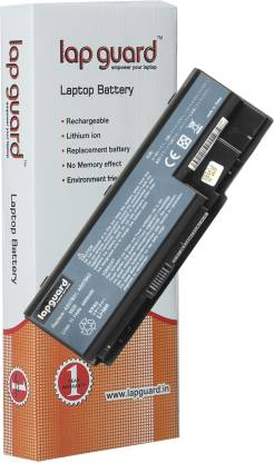 lapguard Acer Aspire 7530 Replacement 6 Cell Laptop Battery